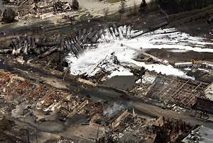 The Lac-Mégantic Rail Disaster is a Corporate Crime | Wade ...