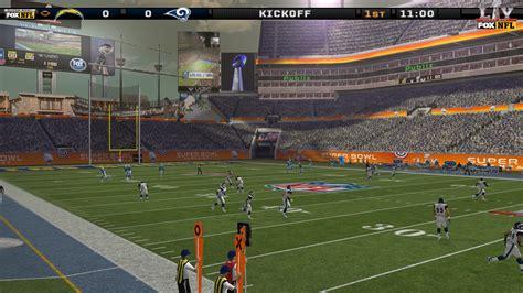 Custom Super Bowl LV Stadium for your Franchise **NOW ...