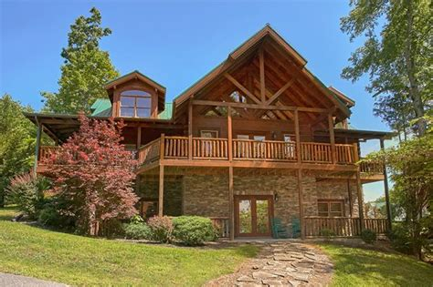 cabin rentals pigeon forge c mon inn 6 bedroom cabin in pigeon forge cabins usa