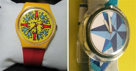 13 Swatch Watches Everyone Was Tick Tocking About In The 80s