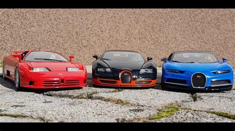 Bugatti Veyron And Chiron by Bugatti Chiron Vs Veyron Vs Eb110