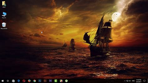 How To Use Animated Desktop Backgrounds Wallpaper Windows