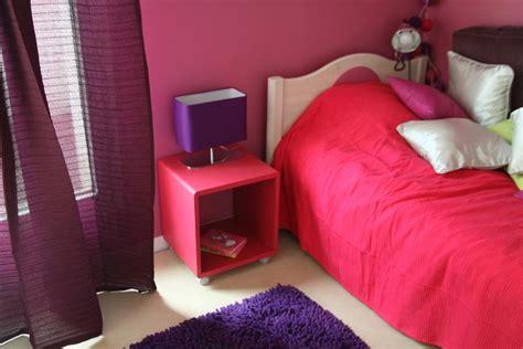 chambre violet photo chambre enfant et violet déco photo deco fr