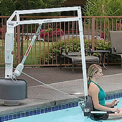 advancing summer with a pitch for pool lifts next day