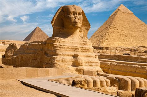 Top 7 Monuments Of Egypt