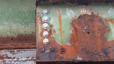 steel rust rusted