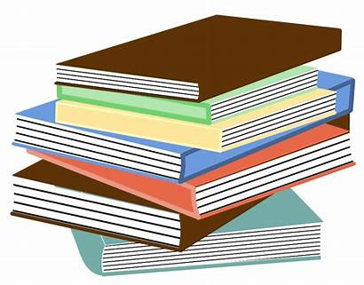 Books Stack Clipart Svg Library Teaching Cliparts