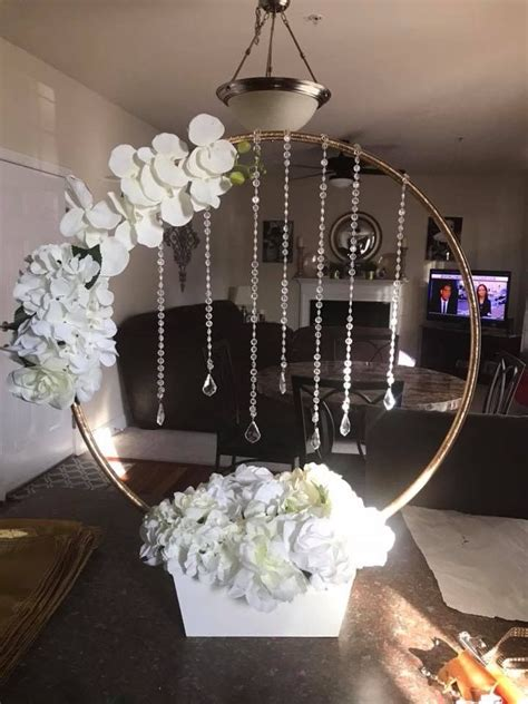 pin by alicia danielle on hula hoop centerpiece in 2019