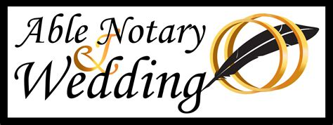 Notary Images Able Notary Wedding New Smyrna Daytona Notary