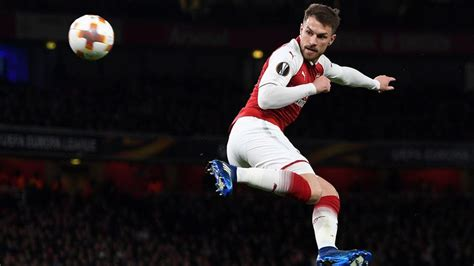 arsenal 4 1 cska moscow doubles for aaron ramsey and alexandre lacazette football sporting