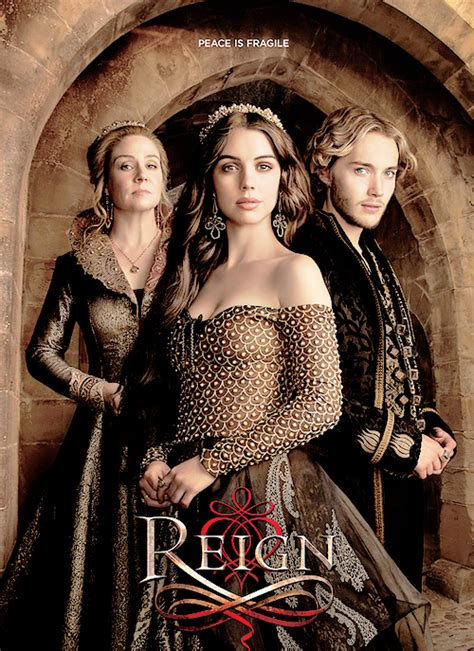 New promotional poster for Season 2 of Reign. | Reign tv ...