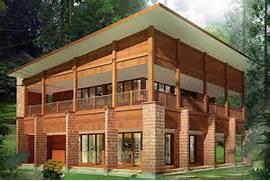 Produsen Pembuatan Rumah Kayu Murah Dan Desain Menarik Desain Rumah Minimalis HOME DESIGN BLOG February 2009 Desain Rumah Kayu Desain Interior Eksterior Rumah