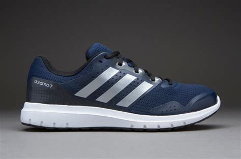 adidas duramo  mens shoes collegiate navysilver metallicsolid grey