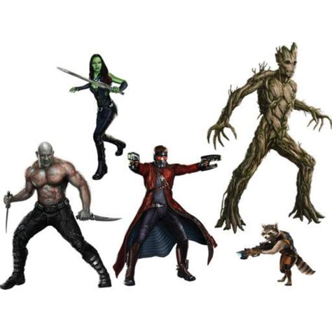 Guardians Of The Galaxy Fathead