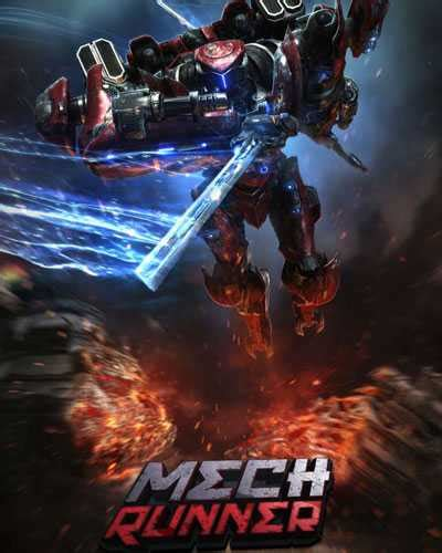 MechRunner PC Game Free Download | FreeGamesDL