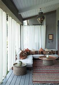 dossier special construire et amenager sa veranda With relax warm and decorating front porch ideas