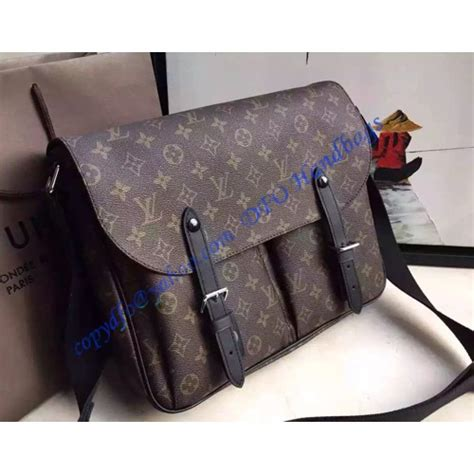 louis vuitton monogram macassar christopher messenger luxtime dfo handbags