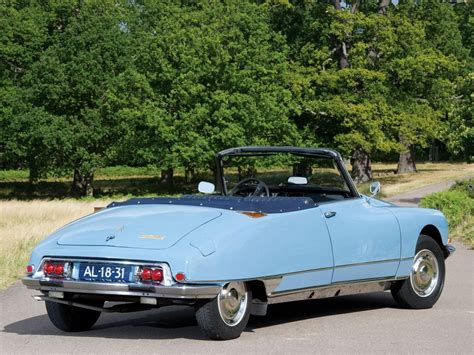 Citroen Ds Cabriolet by Citroen Ds 21 Cabriolet Mis Coches Clasicos