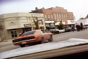 Covington,Georgia 1979 shooting the Dukes of Hazzard ...