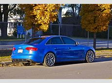 For Sale Lease TakeOver 2011 Audi S4, Sprint Blue