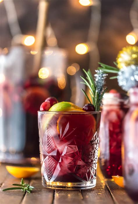 Holiday Sangria Recipe  Gluten Free  (video) The