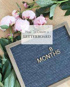 86 best felt crafts tutorials diy ideas images on With make your own felt letter board