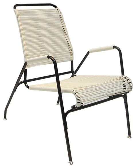 aimes aire lounge chair midcentury outdoor lounge