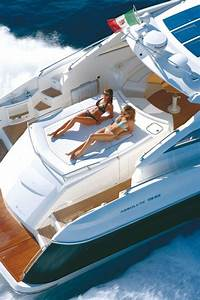 56STC Absolute Luxury Yachts Sport Cruiser Yachts