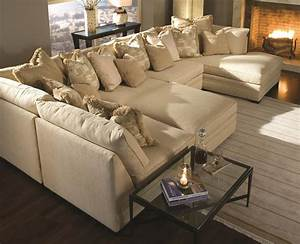 Extra large sectional sofas with chaise pinteres for Sectional sofa for large room