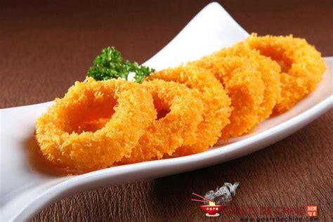 cuisine chinoise poulet croustillant beignets de calamar recette chinoise