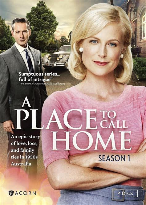 DVD review: 'A Place to Call Home: Season One'