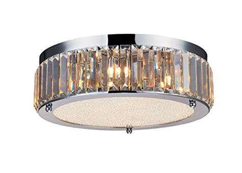 mossi flush mount drum chandelier modern