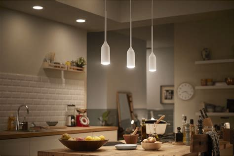 Kitchen Lights by 6 Kitchen Lighting Ideas Meethue Philips Hue