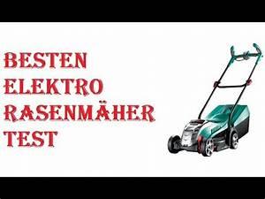 Rasenmäher Test Elektro : besten elektro rasenm her test 2019 youtube ~ A.2002-acura-tl-radio.info Haus und Dekorationen