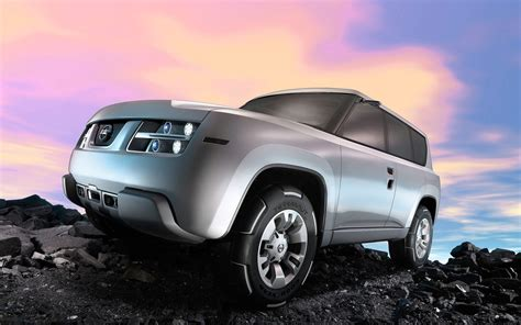 Nissan Terranaut Concept 3 Wallpaper Hd Car Wallpapers