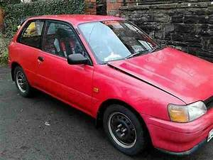 Toyota Starlet Ep81  Car For Sale