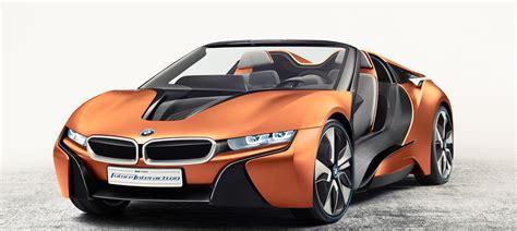 Bmw's Concept Car Puts Nextgen Interior In A Sports Car