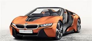 BMW's concept car puts next gen interior in a sports car