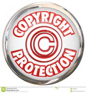 Copyright Symbol Intellectual Property