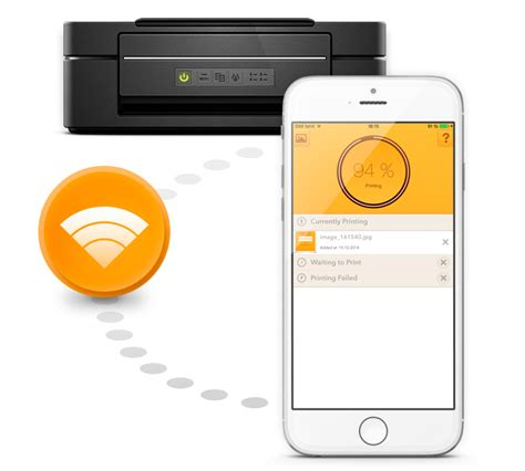 wifi printing app for android thinprint brings wi fi printing to iphones ipads and