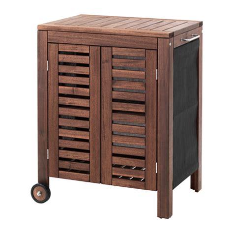 Table De Jardin Ikea Applaro by 196 Pplar 214 Klasen Schrank Drau 223 En Braun Las Ikea