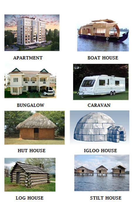 kidzworksheets grade types  houses