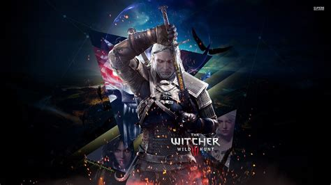 Animated Witcher 3 Wallpaper - the witcher wallpaper 183 free stunning high