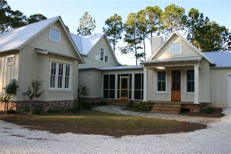 Southern Living Garage Plans by Guest Cottage Reversed With Attached Garage Bg Cottage