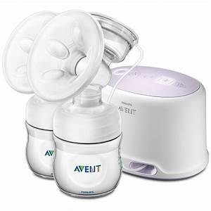 Avent Comfort Electric Breast Pump Instructions