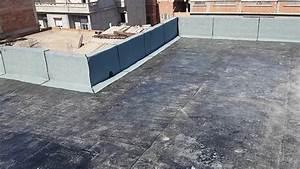 étanchéité Terrasse Goudron : etancheite terrasse avec goudron tanch it toiture safee ~ Melissatoandfro.com Idées de Décoration