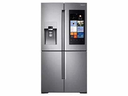 Samsung Refrigerator Hub Door Depth Counter Cu