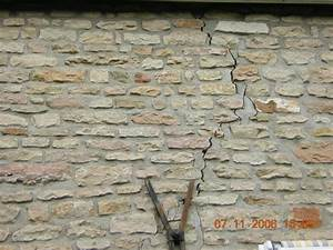 Fissure Maison Ancienne : consolidation d une maison ancienne construite sur un terrain argileux bourgogne uretek ~ Dallasstarsshop.com Idées de Décoration