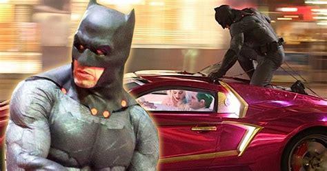 comic con form 990 2016 batman reaparece em novo trailer do filme esquadr 227 o suicida