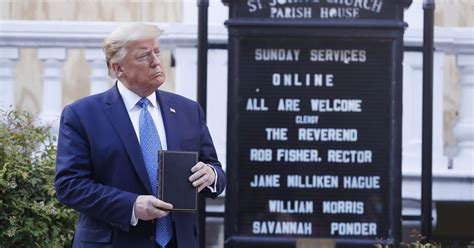 trump denounced    bible   prop